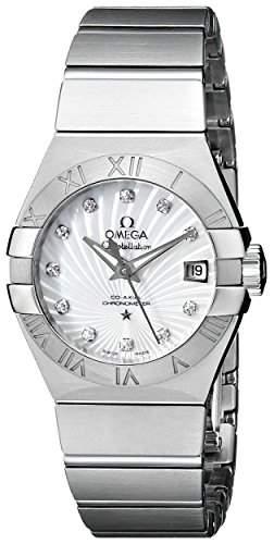 Omega Constellation Brushed Chronometer 12310272055001
