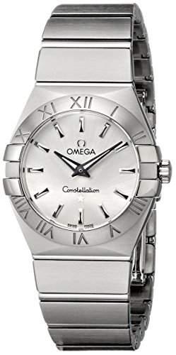 Omega Constellation Brushed Quartz 12310276002001