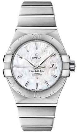 Omega Constellation Brushed Chronometer 12310312005001