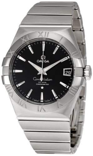 Omega Constellation Chronometer 38 mm 12310382101001