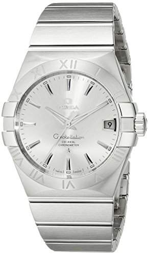 Omega Constellation Chronometer 38 mm 12310382102001