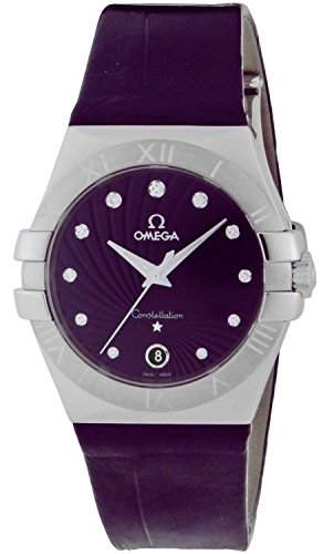 Omega Constellation Quartz 35 mm 12313356060001