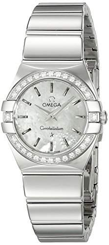 Omega Constellation Polished Quartz 12315246005002