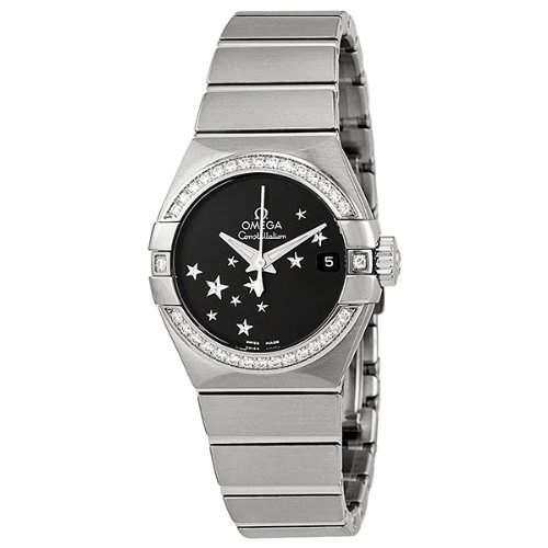 Omega Constellation Brushed Chronometer 12315272001001