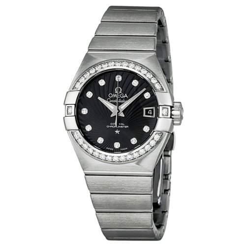 Omega Constellation Brushed Chronometer 12315272051001
