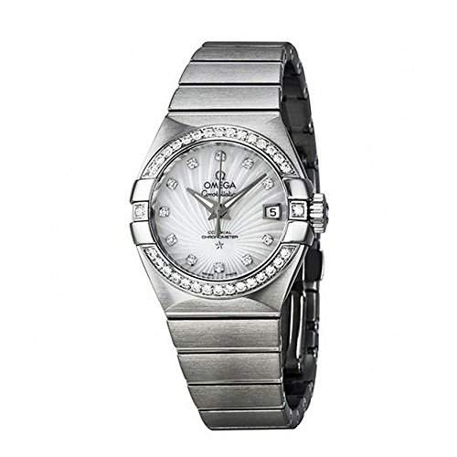 Omega Constellation Brushed Chronometer 12315272055001