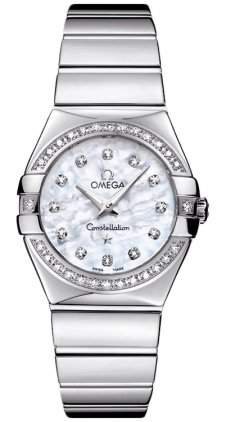 Omega Constellation Polished Quartz 12315276055003