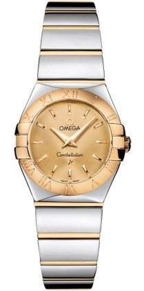 Omega Constellation Polished Quartz 12320246008002