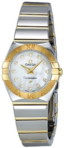 Omega Constellation Polished Quartz 12320246055004