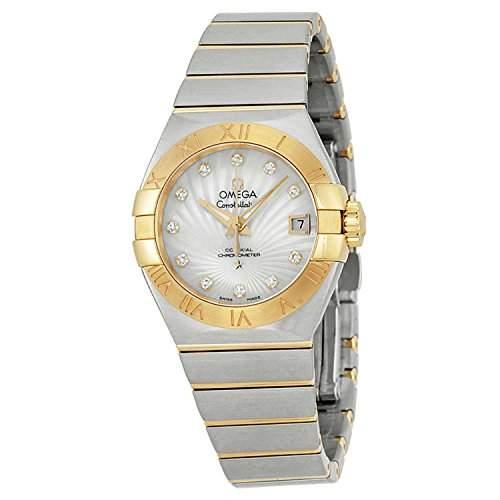 Omega Constellation Brushed Chronometer 12320272055002