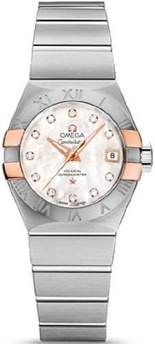 Omega Constellation Brushed Chronometer 12320272055004
