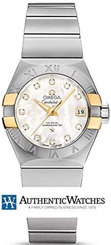 Omega Constellation Brushed Chronometer 12320272055005