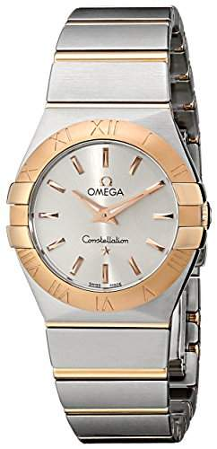 Omega Constellation Brushed Quartz 12320276002001