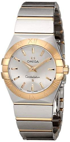 Omega Constellation Brushed Quartz 12320276002002