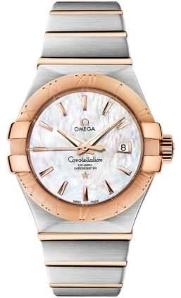 Omega Constellation Brushed Chronometer 12320312005001