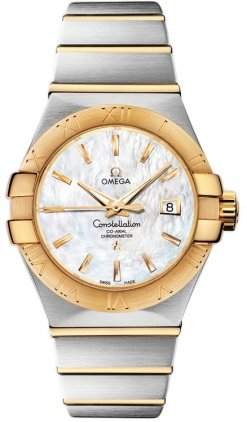 Omega Constellation Brushed Chronometer 12320312005002