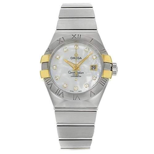 Omega Constellation Brushed Chronometer 12320312055004