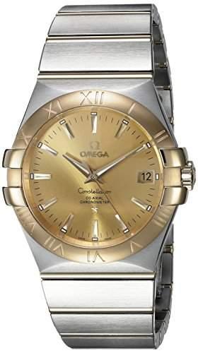 Omega Constellation Chronometer 35 mm 12320352008001