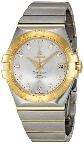 Omega Constellation Chronometer 35 mm 12320352052002