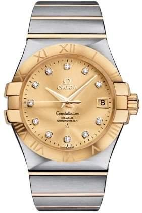 Omega Constellation Chronometer 35 mm 12320352058001