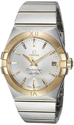 Omega Constellation Chronometer 38 mm 12320382102002