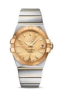 Omega Constellation Chronometer 38 mm 12320382108001