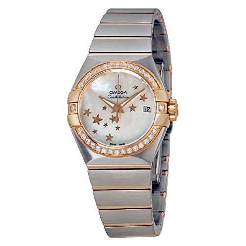 Omega Constellation Brushed Chronometer 12325272005002