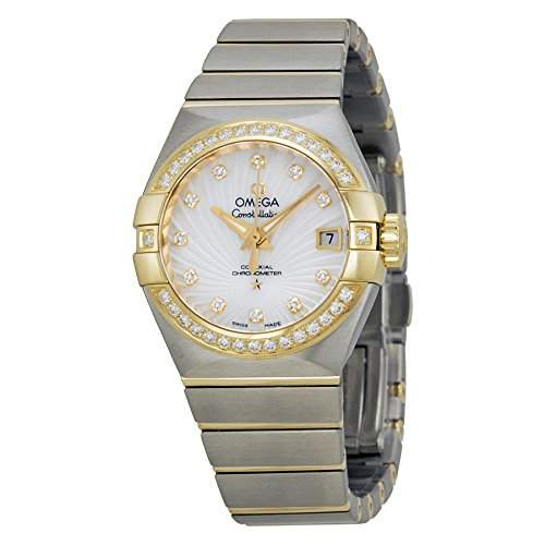 Omega Constellation Brushed Chronometer 12325272055002