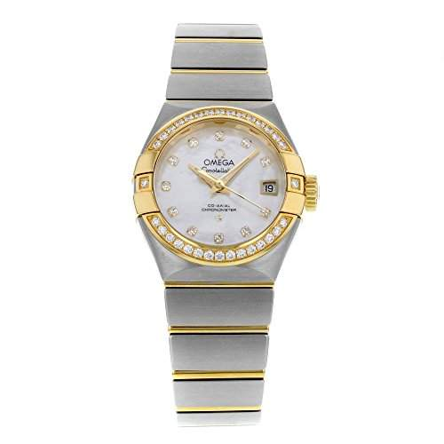 Omega Constellation Brushed Chronometer 12325272055003