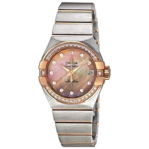 Omega Constellation Brushed Chronometer 12325272057001