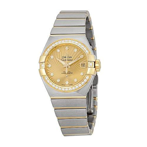 Omega Constellation Brushed Chronometer 12325272058001