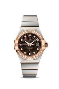 Omega Constellation Brushed Chronometer 12325312063001