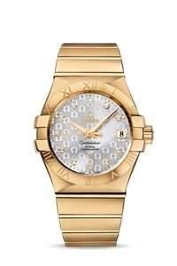 Omega Constellation Chronometer 35 mm 12350352052004