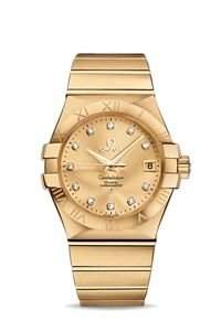 Omega Constellation Chronometer 35 mm 12350352058001