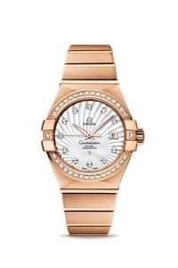 Omega Constellation Brushed Chronometer 12355312055001
