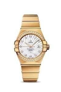 Omega Constellation Brushed Chronometer 12355312055002