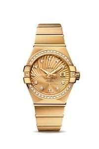 Omega Constellation Brushed Chronometer 12355312058001