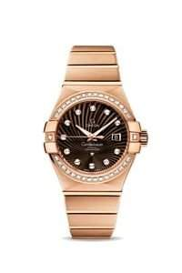 Omega Constellation Brushed Chronometer 12355312063001