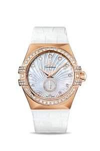 Omega Constellation Small Seconds Chronometer 12358352055001