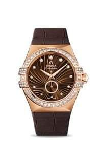 Omega Constellation Small Seconds Chronometer 12358352063001