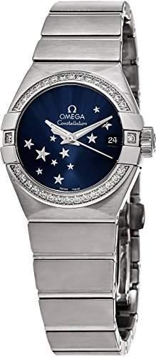 Omega Constellation Brushed Chronometer 12315272003001