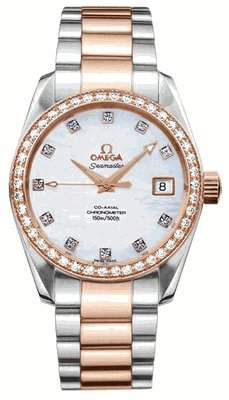 Omega Seamaster Aqua Terra Mid Size Chronometer 23097500