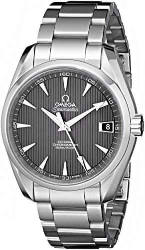 Omega Seamaster Aqua Terra Mid Size Chronometer 23110392106001