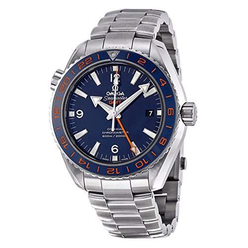 Omega Seamaster Planet Ocean GMT Good Planet Foundation 23230442203001