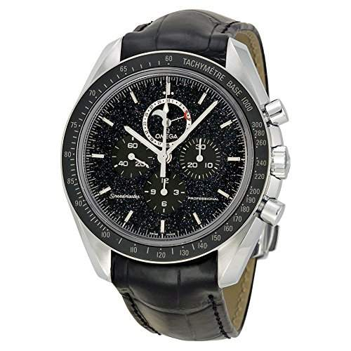 Omega Speedmaster Moonwatch Moonphase 31133443201001