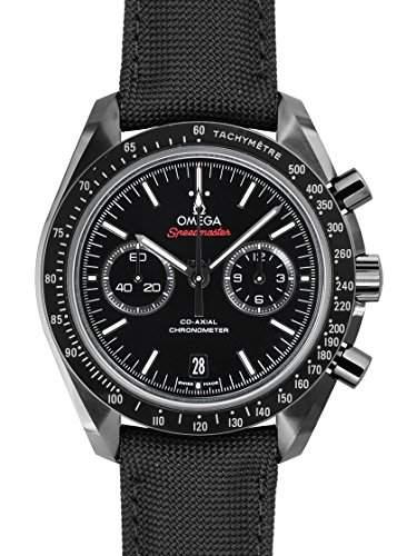 Omega Speedmaster Moonwatch 31192445101003 Ceramic Automatic Mens Watch