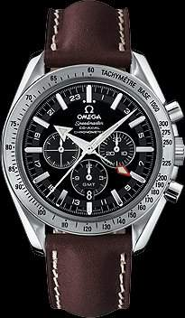 Omega Speedmaster Broad Arrow GMT 38815037
