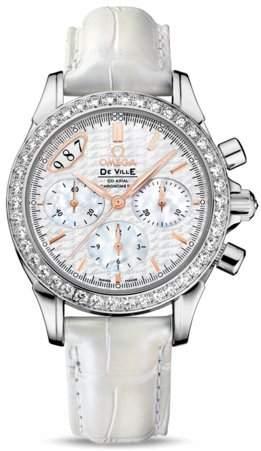 Omega De Ville Co-Axial Chronograph 42218355005001