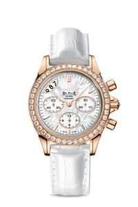 Omega De Ville Co-Axial Chronograph 42258355005002