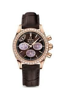 Omega De Ville Co-Axial Chronograph 42258355013001